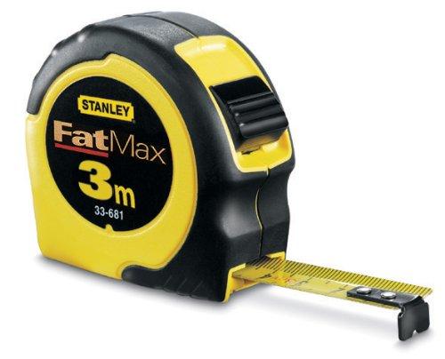STANLEY FATMAX 2-33-681 Flex/ómetro 3 m