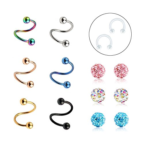 earring types - 3