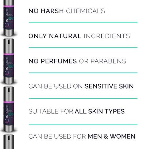 Intilight Skin Lightening & Bleaching Cream for Whitening Face, Neck, Underarm, Bikini, Inner Thigh & Private Areas. Dermatologist Developed for Hyperpigmentation, Melasma Treatment 1.7 oz./50ml by Intilight (Image #2)