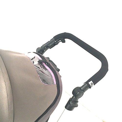 Funda protectora de neopreno para manillar de carrito Jane Rider y Muum (No sustituye a la goma)