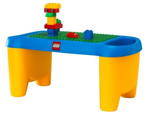 Amazon.com: LEGO Duplo 3125 Preschool Playtable: Toys & Games