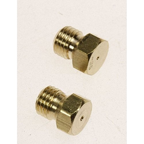 Whirlpool–Bolsita Inyector Kit Gas butano–481231039118