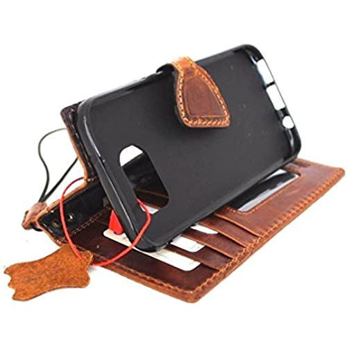 Genuine full Vintage Leather Case for Samsung Galaxy S7 edge Book Wallet premium Cover S Handmade luxury Retro Id G935 G935F G935FD Sales