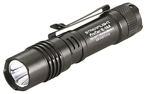 Aa Led Light (Streamlight 88061 ProTac 1L-1AA 350 Lumen Dual Fuel Professional Tactical Light)