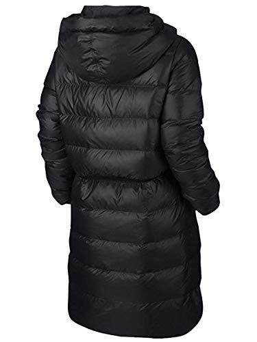 Nike Women's NSW Down Fill Parka Jacket Black 854759-010