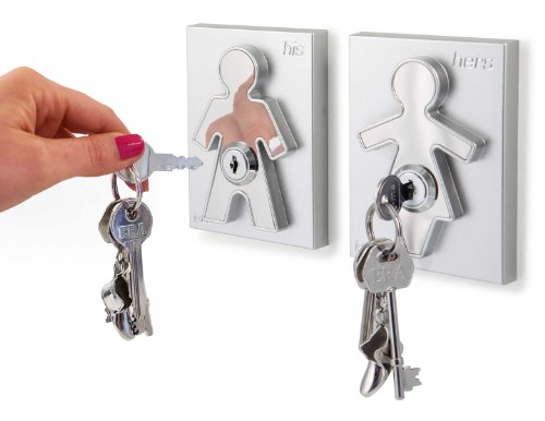 His and Her Key Holder (His And Hers Household)