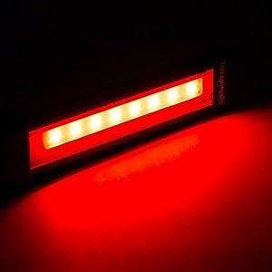 Lampe de Travail de Poche Rechargeable Torche LED Lumière Atelier Camping Garage