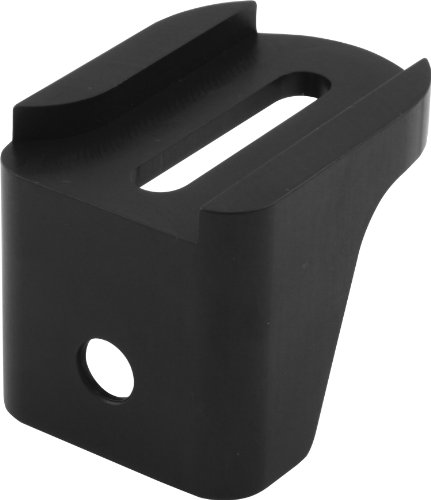 Allstar ALL54279 Black Anodized Transmission Kick Down Bracket