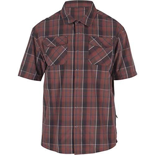 Zoic District Short-Sleeve Shirt - Men's Nova, XL