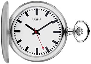 Kienzle K7113312210-00238 - Reloj de bolsillo analógico de cuarzo unisex