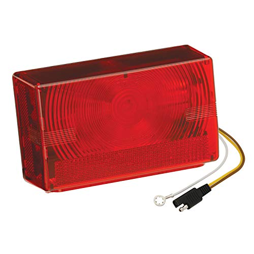 Boat Ez Loader Trailer - Fulton Wesbar 403025 Submersible Tail Light, Over 80
