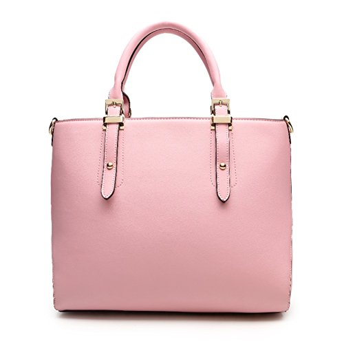 Shb700005c4 Pu Leather European And American Style Women's Handbag Vertical Square Commuter Bag
