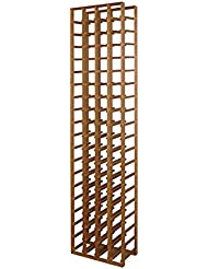 Vinotemp VNTRACK-H4PR Four Columns 3 3/4 Racking, Pine
