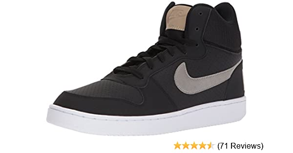 ... ca46b 58bbe Amazon.com NIKE Mens Court Borough Mid Basketball Shoes  Fashion Sneakers helsinki ...