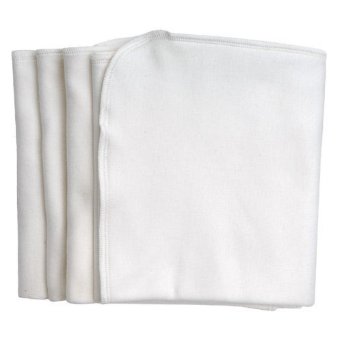 Burp Cloths pack, B014MX67V6 - 4 pack, 18'x14' by by Under the Nile [並行輸入品] B014MX67V6, 海外GSM携帯販売のジャパエモ:069ee92c --- ijpba.info