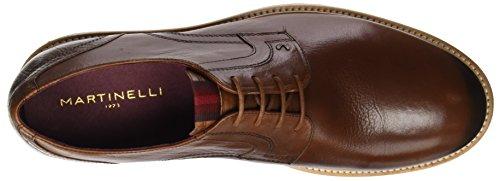 Martinelli Herren Messon Derby-Schuhe Braun (Cuero)
