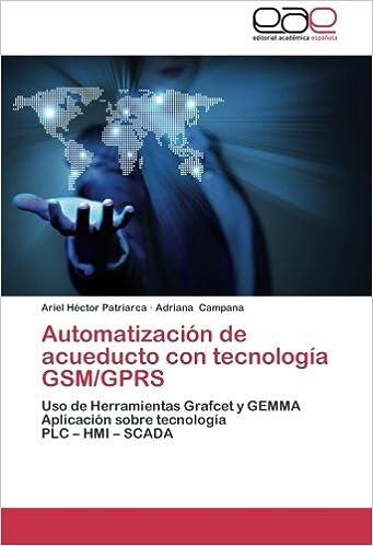 Automatización de acueducto con tecnología GSM/GPRS: Uso de ...