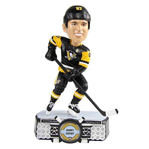 (Sidney Crosby (Pittsburgh Penguins) Stadium Lights Bobblehead by Foco)