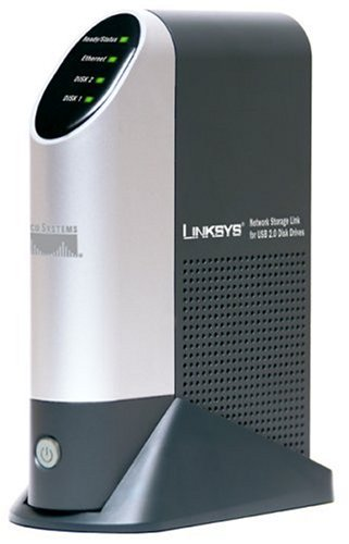 Linksys Network Storage Link NSLU2 - NAS Server (D37871) Category: NAS Servers by Linksys