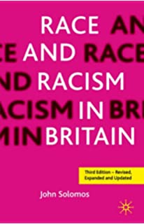 race and racism essays in social geography amazon co uk peter  race and racism in britain third edition