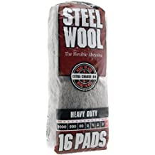 Homax Group Inc 4 Steel Wool Extra Coarse 16 Pads
