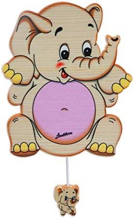 Caja de música / caja musical Bartolucci de madera con cuerda que representa un pequeño elefante (Ref: BARTOLUCCI-FICEL-5-2) - When you wish upon a star (L. Harline).: Amazon.es: Hogar