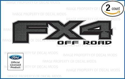 Amazon.com: Ford F150 FX4 Off Road calcomanías pegatinas de ...