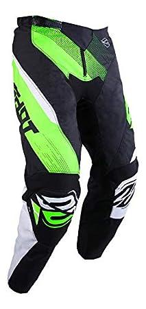 Noir//N/éon Vert SHOT Pantalon Cross Devo Ultimate