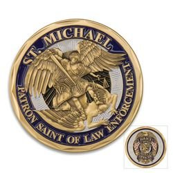 Officer Challenge Coin - 1