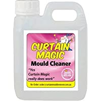 Curtain Magic Instant Black Mould & Mildew Remover Spray Cleaner. 30,000+ Users