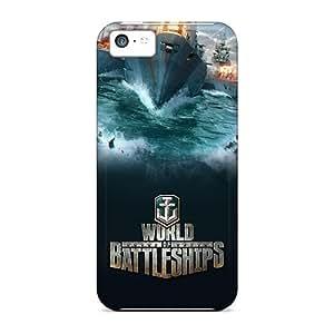 EzO15593bSZo Luoxunmobile333 World Of Battleships Durable Iphone 5c Cases