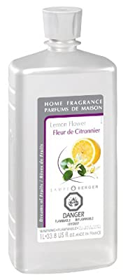 Lampe Berger Fragrance Oil - Lemon FLower - 33.8 Ounce