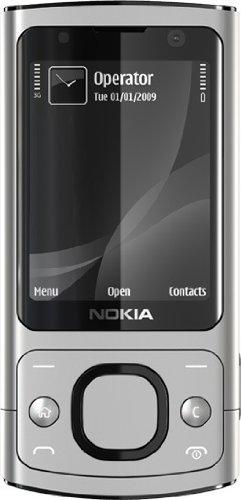 Nokia 6700 SLIDE SILVER FACTORY UNLOCKED GSM
