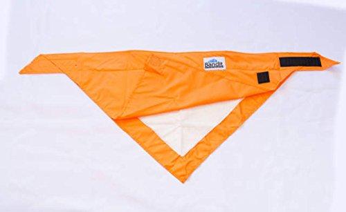 Air Bandit Filtered Bandana - Orange by AIR BANDIT