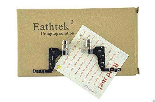 Eathtek Replacement LCD Hinge Hinges set L+R for Dell Latitude E5420 14.0