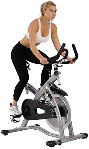 Sunny Health Fitness Asuna Sabre Cycle Exercise Bike