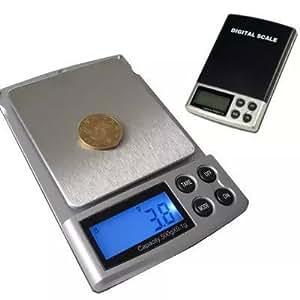 Generic 500g x 0.01g Mini Digital Jewelry Pocket GRAM Scale LCD