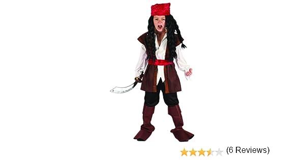 Disfraz de pirata niño - 10 - 12 años: Amazon.es: Juguetes y juegos