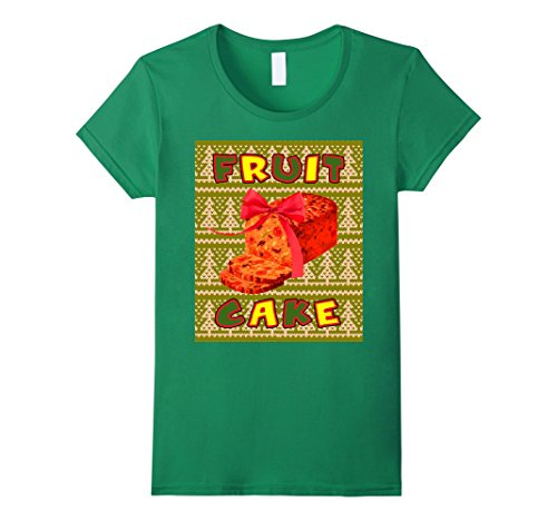 fruit cake ugly christmas sweater - 4