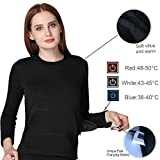 FERNIDA Heated Clothes Men/Woman Heating Long