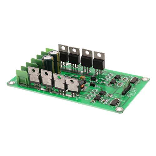 SM SunniMix DC Motor Controller, 10A Dual H-Bridge Mosfet DC Motor Driver Board DC 3V-36V High Power Motor Drive Control by SM SunniMix (Image #4)
