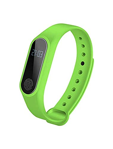 Heart Rate Wristband Waterproof Fitness Tracker Smart Watch Smart Bracelet Estimated Price £7.88 -