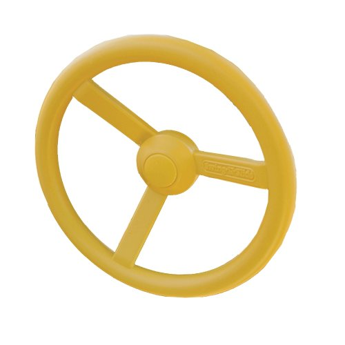 plastic steering wheel - 2