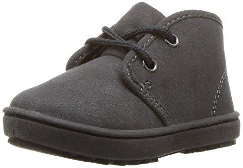 Image of OshKosh B'Gosh Boys' Fane Chukka Boot, Grey, 8 M US Toddler