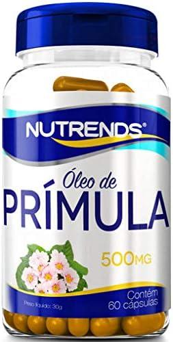 Óleo de Prímula 500mg 60 cápsulas, Nutrends