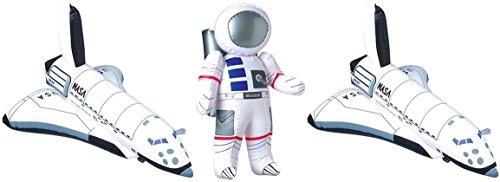 Pc Set Inflatable Astronaut Decorations