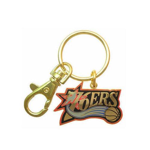NBA Philadelphia 76ers llavero con el clip: Amazon.es ...