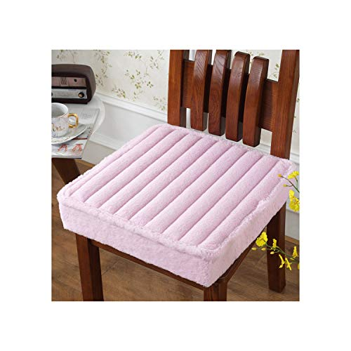 Back Cushion for Home Decoration Dinning Stool Chair Cushion Non Slip Seat Pad Sofa,Zhitiaofen,Thicks About 5Cm ()