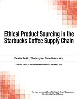starbucks supply chain management pdf