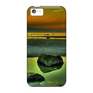 Unique Design Iphone 5c Durable Tpu Cases Covers Black Friday
